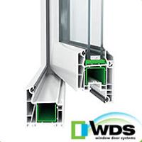 WDS 4х камерный профиль (ГЛАССО КОМФОРТ)