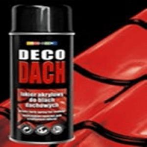 Краска глянцевая DEKO DACH, Польша 400ml