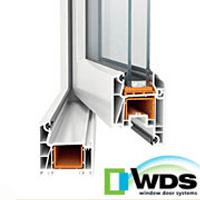 WDS 4х камерный профиль (ГЛАССО УЮТ)